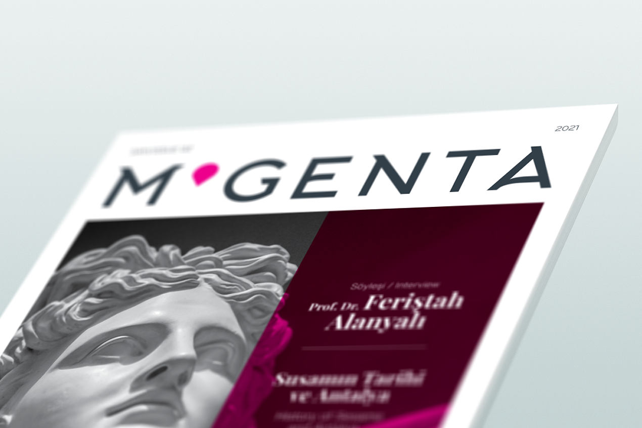 M'genta Issue 2 Published!